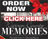 Warren County Memories book
